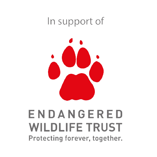 Endangered Wildlife Trust Logo for the Outliers Coffee website www.outlierscoffee.co.za