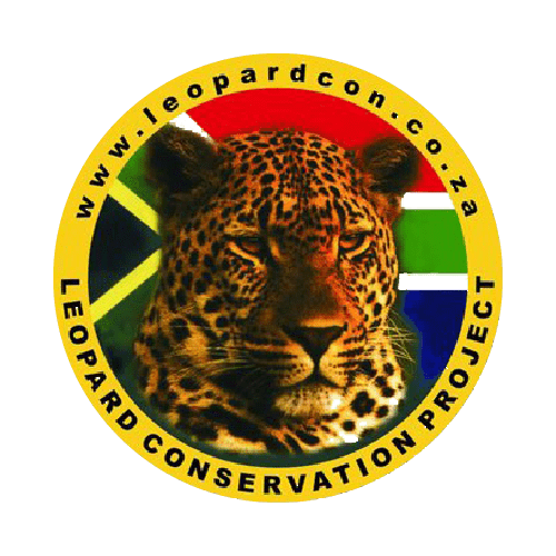 Leopard Conservation Project Logo for the Outliers Coffee website www.outlierscoffee.co.za